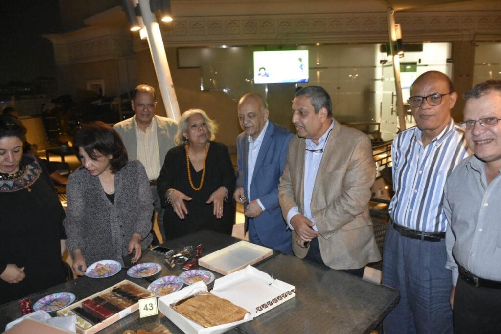 إحتفال خاص بعيد ميلاد الميرغنى ال70 نظمه شباب الصحفيين برعاية الأستاذ يحيي قلاش 2018 (2)