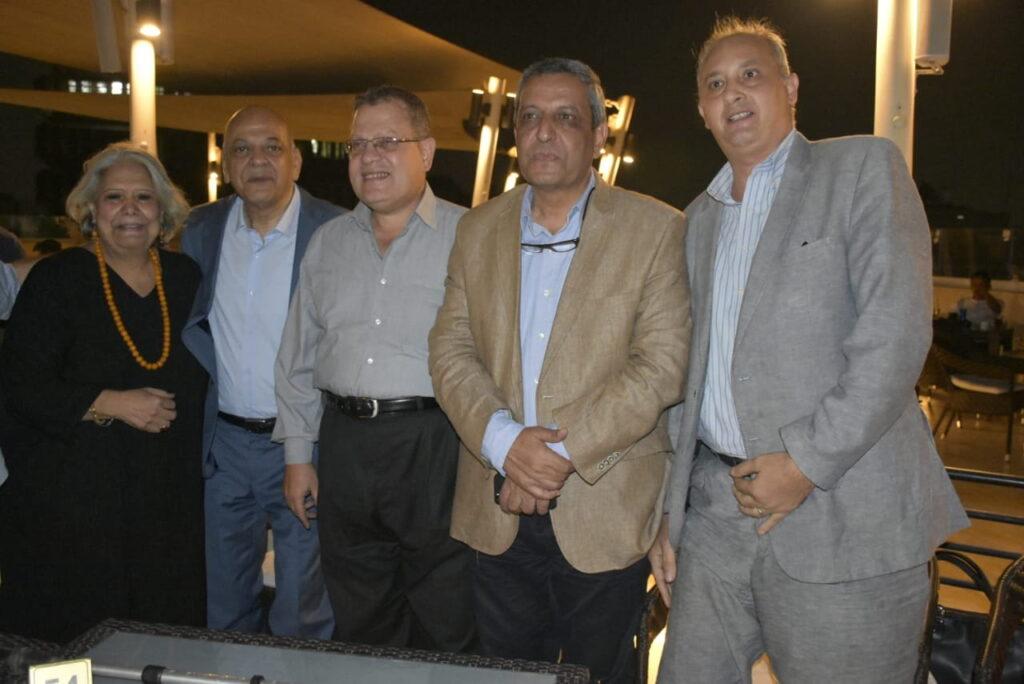 إحتفال خاص بعيد ميلاد الميرغنى ال70 نظمه شباب الصحفيين برعاية الأستاذ يحيي قلاش 2018 (3)