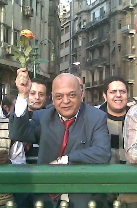 الميرغنى ومشاركات فى فاعليات ثورة 25 يناير