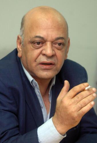 الكاتب الصحفى والنقابى النابه رجائى الميرغنى