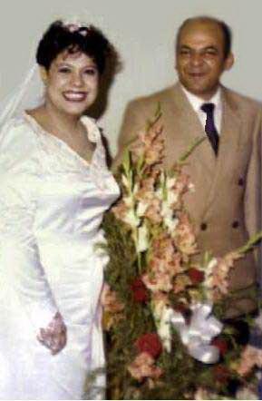 زفاف الميرغنى وخيرية شعلان 27 نوفمبر 1985
